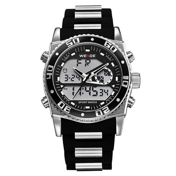 Relógio Masculino Weide AnaDigi Esporte WH-2316 Preto
