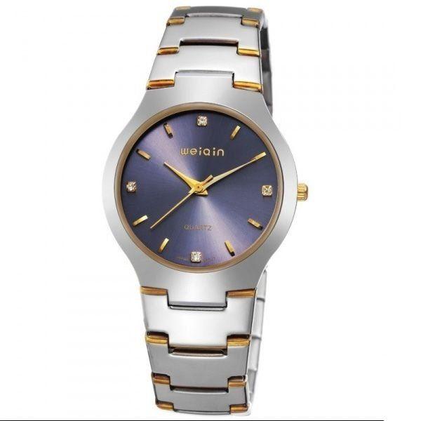 Relógio Masculino Weiqin Analógico W4164G Prata