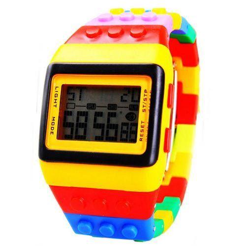 Relógio Unissex Kasi/Fmero Digital Esporte 1130 Colorido