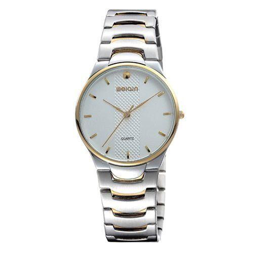 Relógio Unissex Weiqin Analógico Casual W0091G Branco