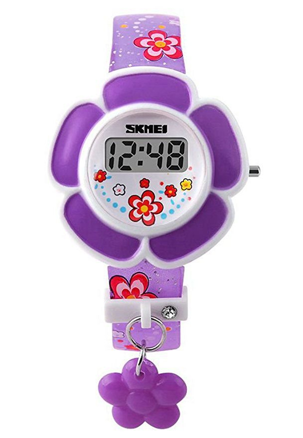 Relógio Infantil Skmei 1144 Roxo