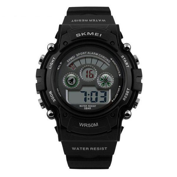 Relógio Masculino Digital Skmei 1079 Preto