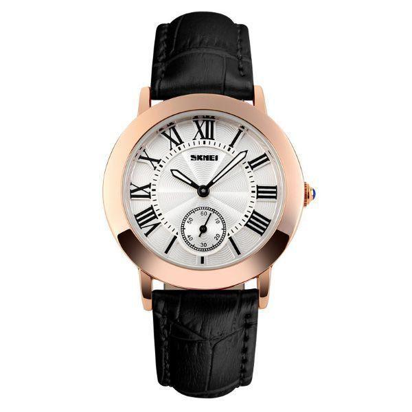 Relógio Feminino Skmei Analógico 1083 Preto