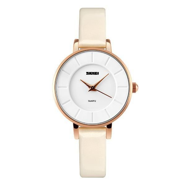Relógio Feminino Skmei Analógico 1178 Branco