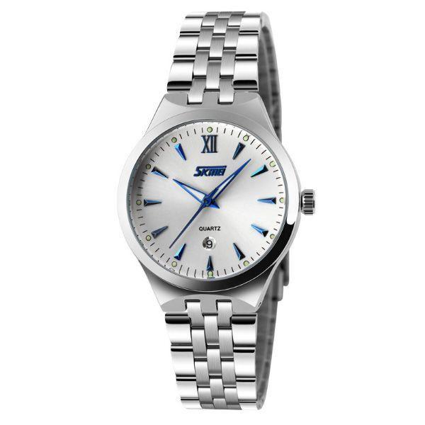 Relógio Feminino Skmei Analógico 9071 Banco