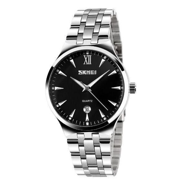 Relógio Feminino Skmei Analógico 9071 Preto