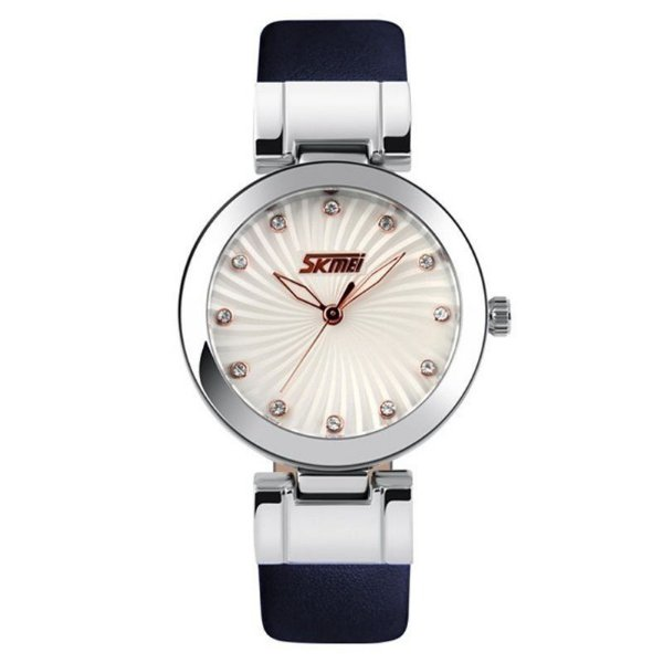 Relógio Feminino Skmei Analógico 9086 Azul