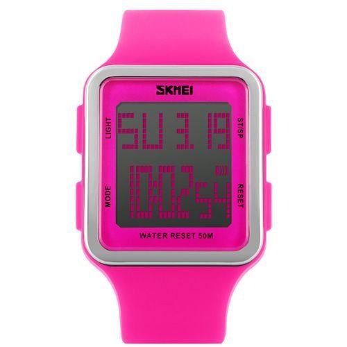 Relógio Feminino Skmei Digital 1139 Rosa