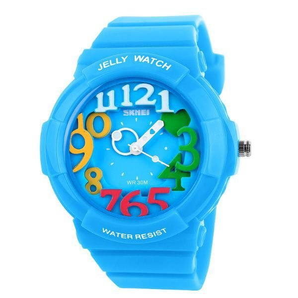 Relógio Infantil Skmei Analógico 1042 Azul