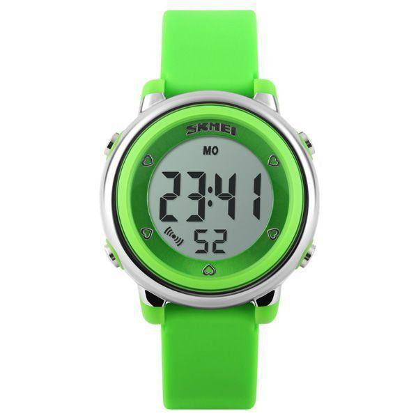 Relógio Infantil Skmei Digital 1100 Verde
