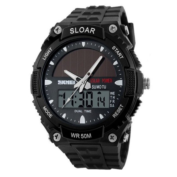Relógio Masculino Skmei AnaDigi 1049 - Preto
