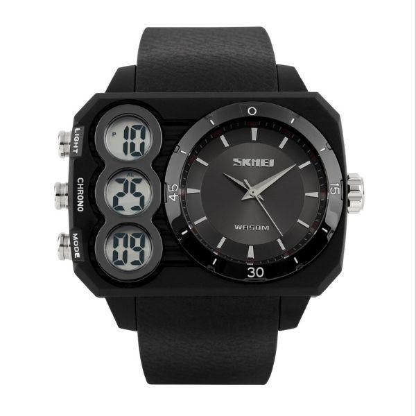 Relógio Masculino Skmei AnaDigi 1090 - Preto