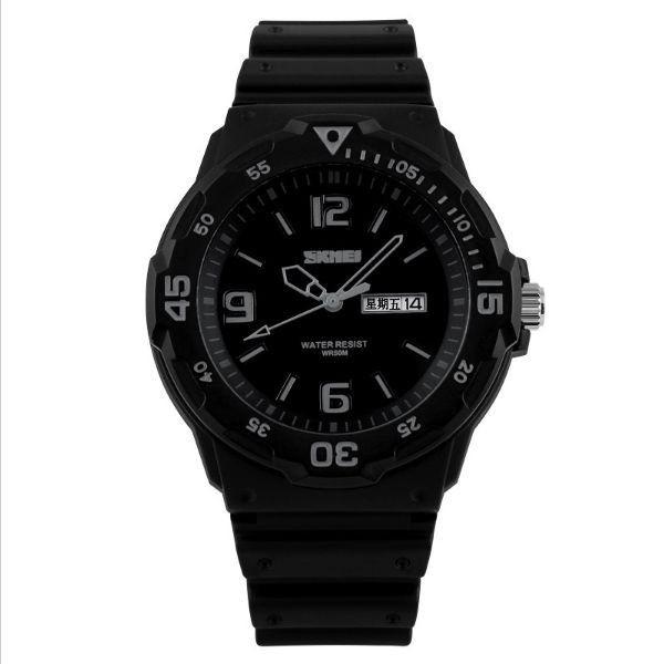Relógio Masculino Skmei Analógico 1045 Preto