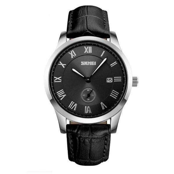 Relógio Masculino Skmei Analógico 1132 - Preto