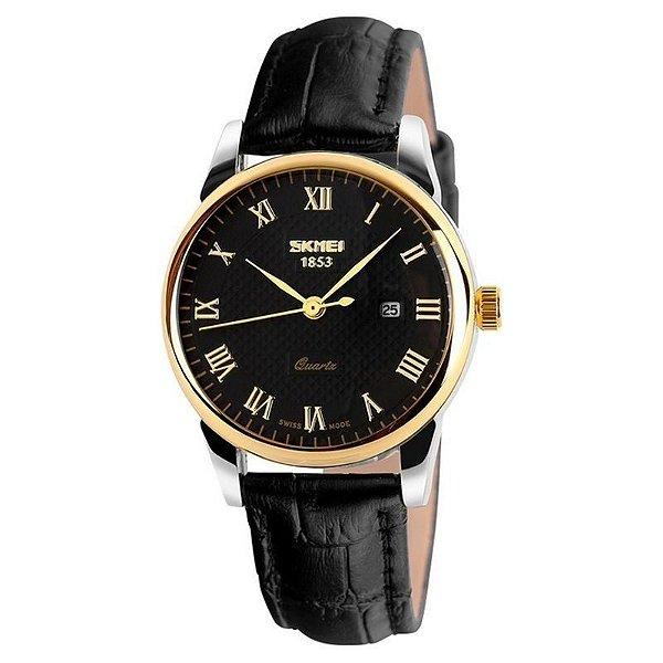 Relógio Skmei Analógico 9058 Preto