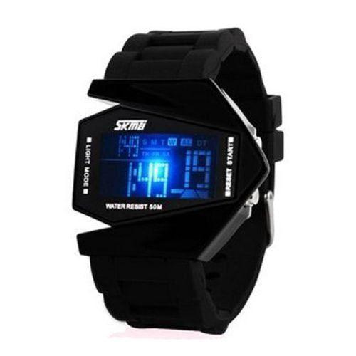 Relógio Masculino Skmei Digital 0817 Preto
