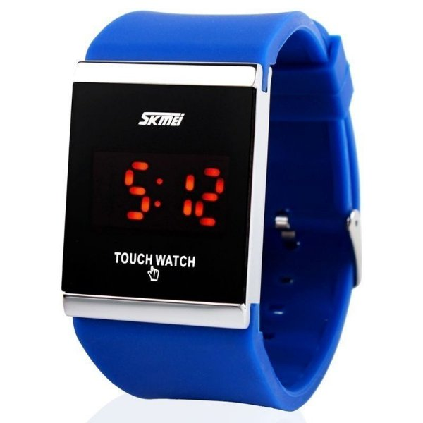 Relógio Masculino Skmei Digital 0983 Azul