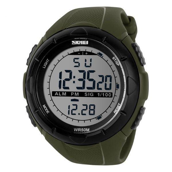 Relógio Masculino Skmei Digital 1025 Verde