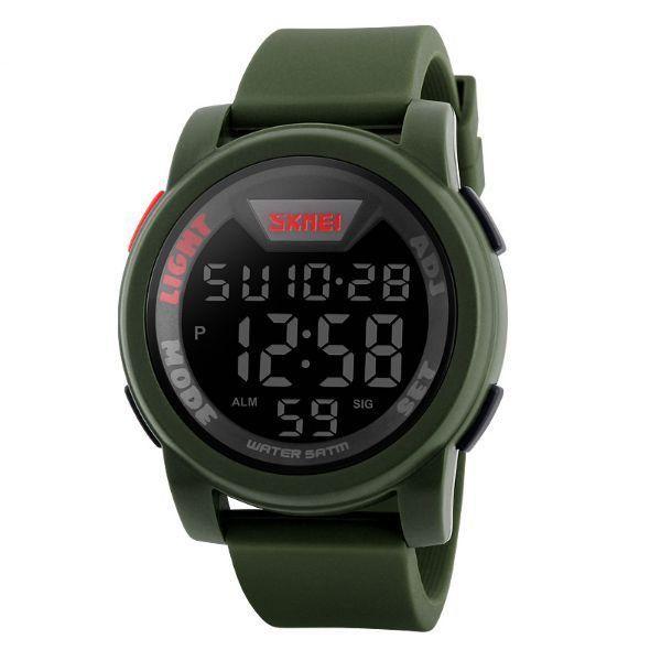 Relógio Masculino Skmei Digital 1218 Verde