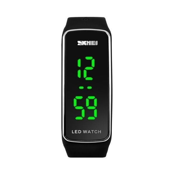 Relógio Unissex Skmei Digital 1119 Prata