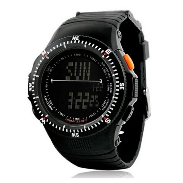Relógio Masculino Skmei Digital 0989 Preto