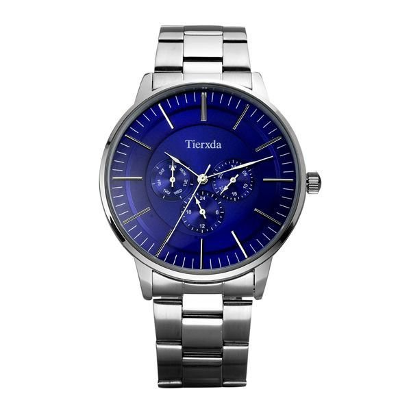 Relógio Masculino Tierxda Analógico 5271G - Azul