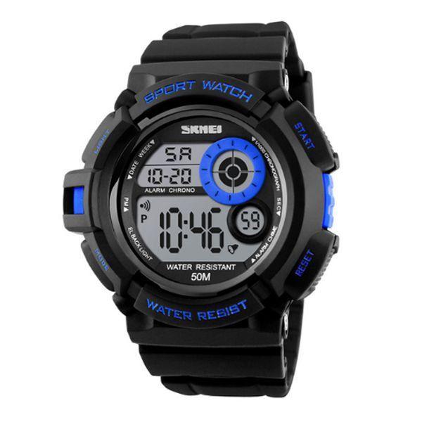 Relógio Masculino Skmei Digital 1222 Azul