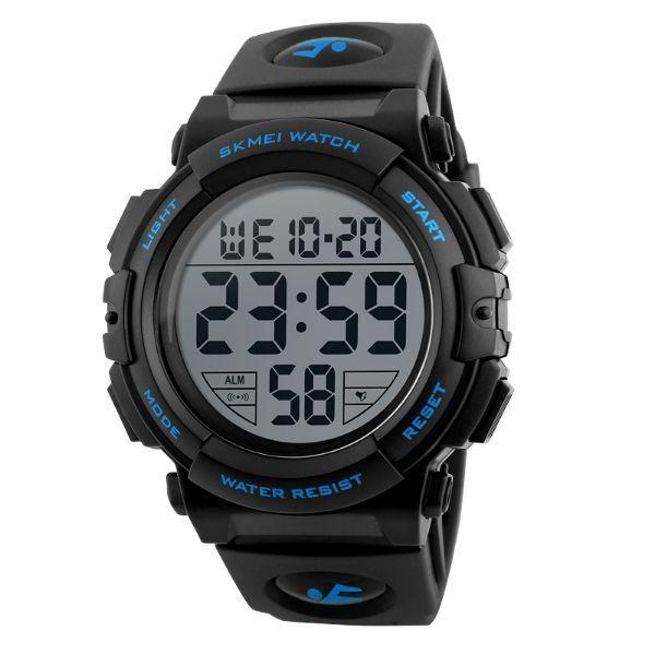 Relógio Masculino Skmei Digital 1258 Azul
