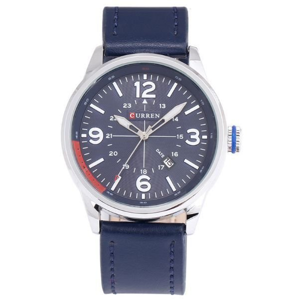 Relógio Curren Analógico 8215 Azul