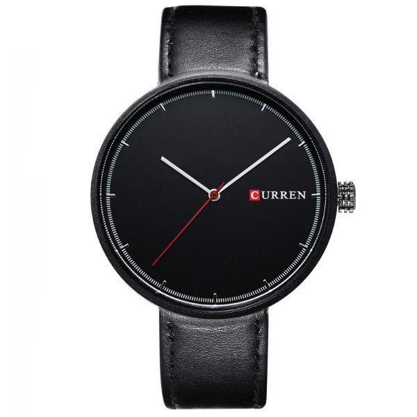 Relógio Masculino Curren Analógico 8223 Preto