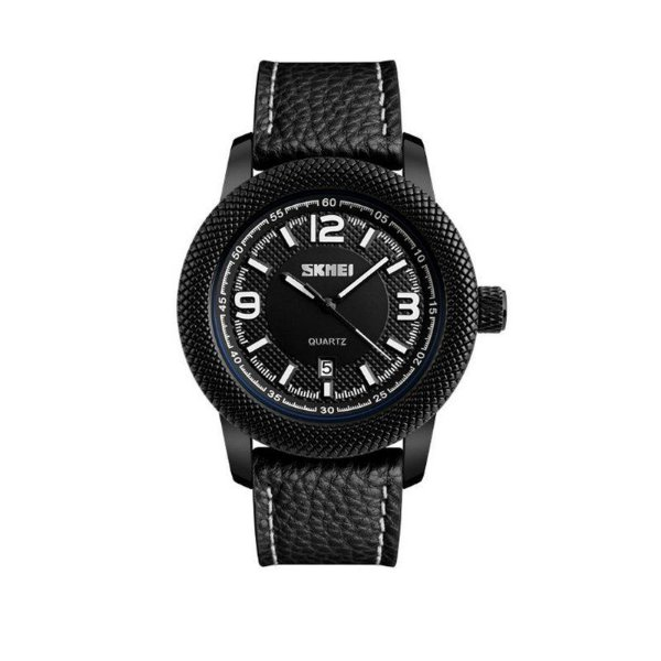 Relógio Masculino Skmei Analógico 9138 Branco
