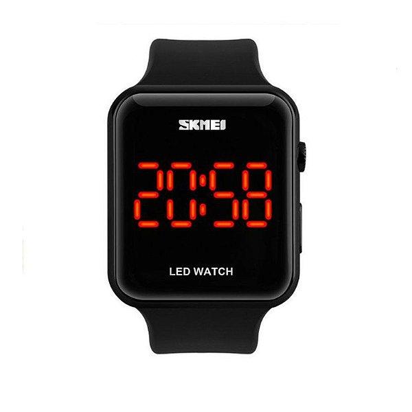 645d8e7728d Relógio Masculino Skmei Digital 1176 Preto - ShopDesconto - Aqui ...