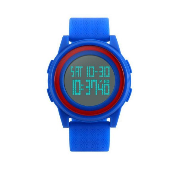Relógio Masculino Skmei Digital 1206 Azul