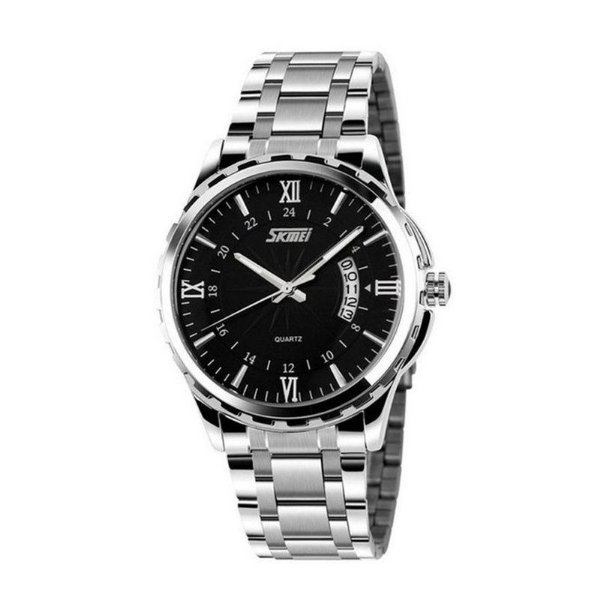 Relógio Masculino Skmei Analógico 9069 Preto