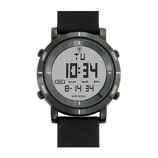 Relógio Masculino Tuguir Digital TG6017 Preto