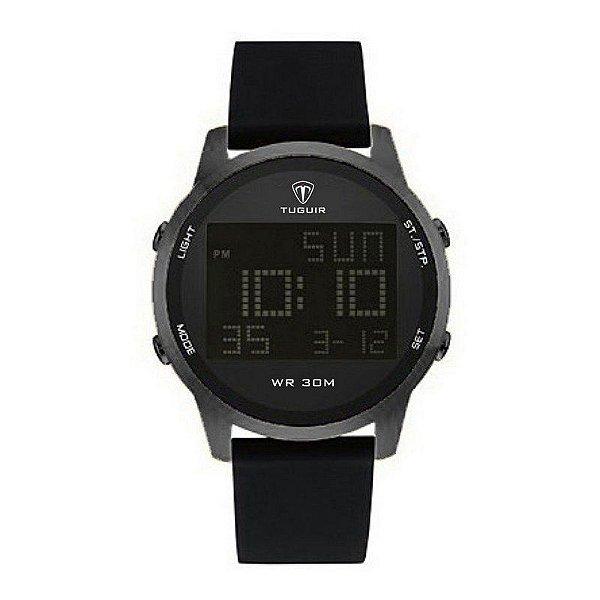 Relógio Masculino Tuguir Digital TG7003 - Preto