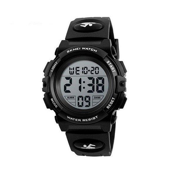 Relógio Masculino Skmei Digital 1266 Preto