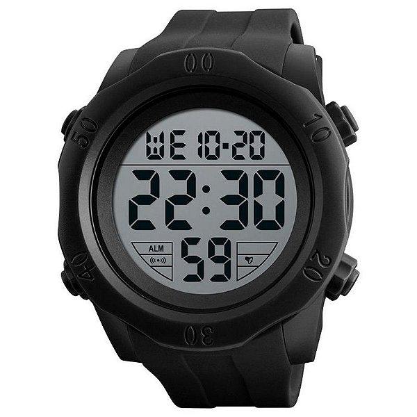 Relógio Masculino Skmei Digital 1305 - Preto