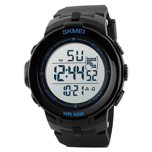 Relógio Masculino Skmei Digital 1127 - Preto