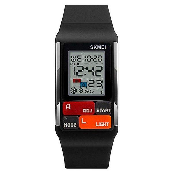 e0154f35bcc Relógio Skmei Digital 1276 - Preto - ShopDesconto - Aqui você sempre ...