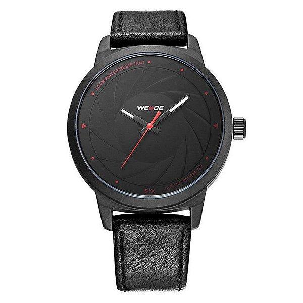 Relógio Masculino Weide Analógico WD005 - Preto