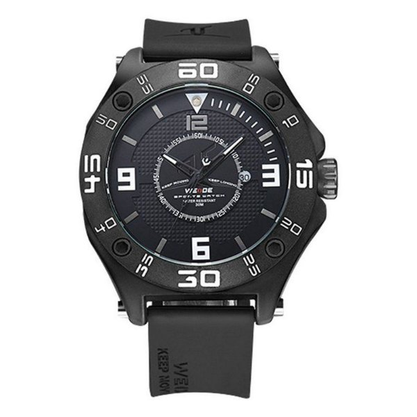 Relógio Masculino Weide Analógico UV-1502 Preto