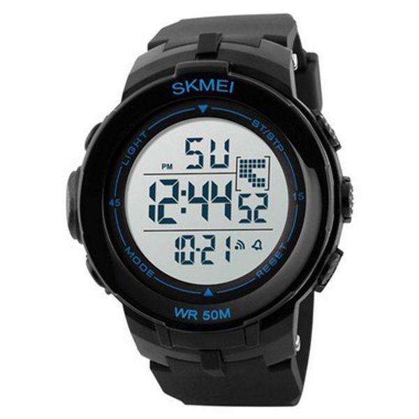 Relógio Masculino Skmei Digital 1127 - Preto e Azul