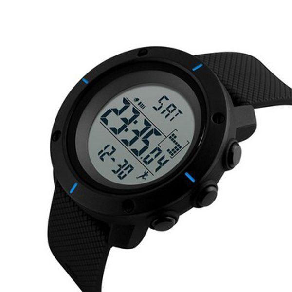 Relógio Masculino Skmei Digital 1215 - Preto e Azul