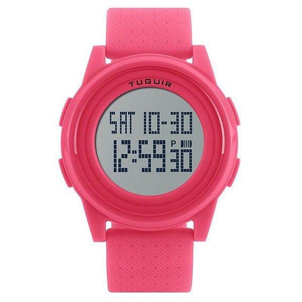 Relógio Unissex Tuguir Digital 1206 Rosa