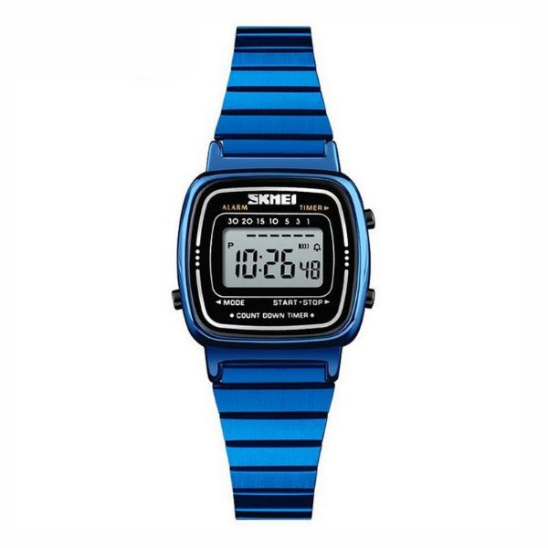 Relógio Feminino Skmei Digital 1252 Azul