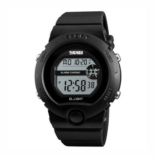 Relógio Infantil Skmei Digital 1334 Preto
