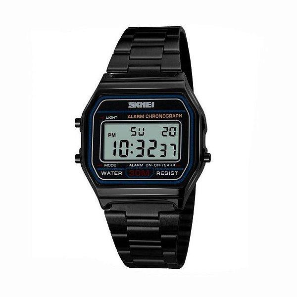 Relógio Unissex Skmei Digital 1123 Preto