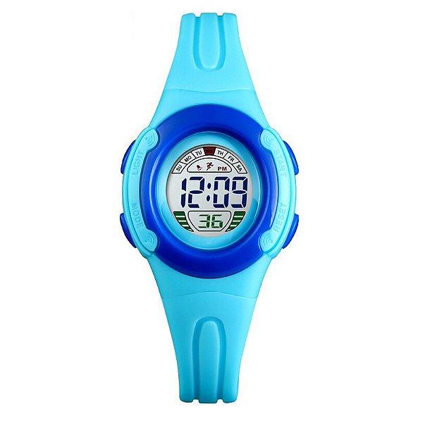 Relógio Infantil Skmei Digital 1479 Azul