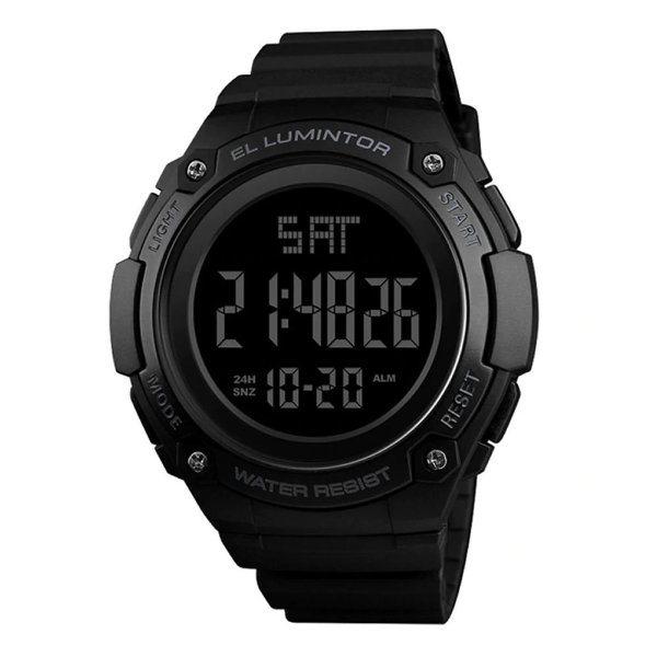 Relógio Masculino Skmei Digital 1346 - Preto